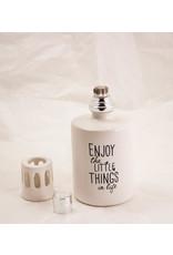 ScentChips Ceramic Round White - Enjoy…