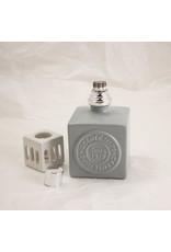 ScentChips Ceramic Square Grey H14cm