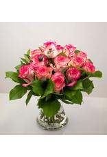 Magic Flowers Boeket 15 rozen - De Liefste dat ben jij