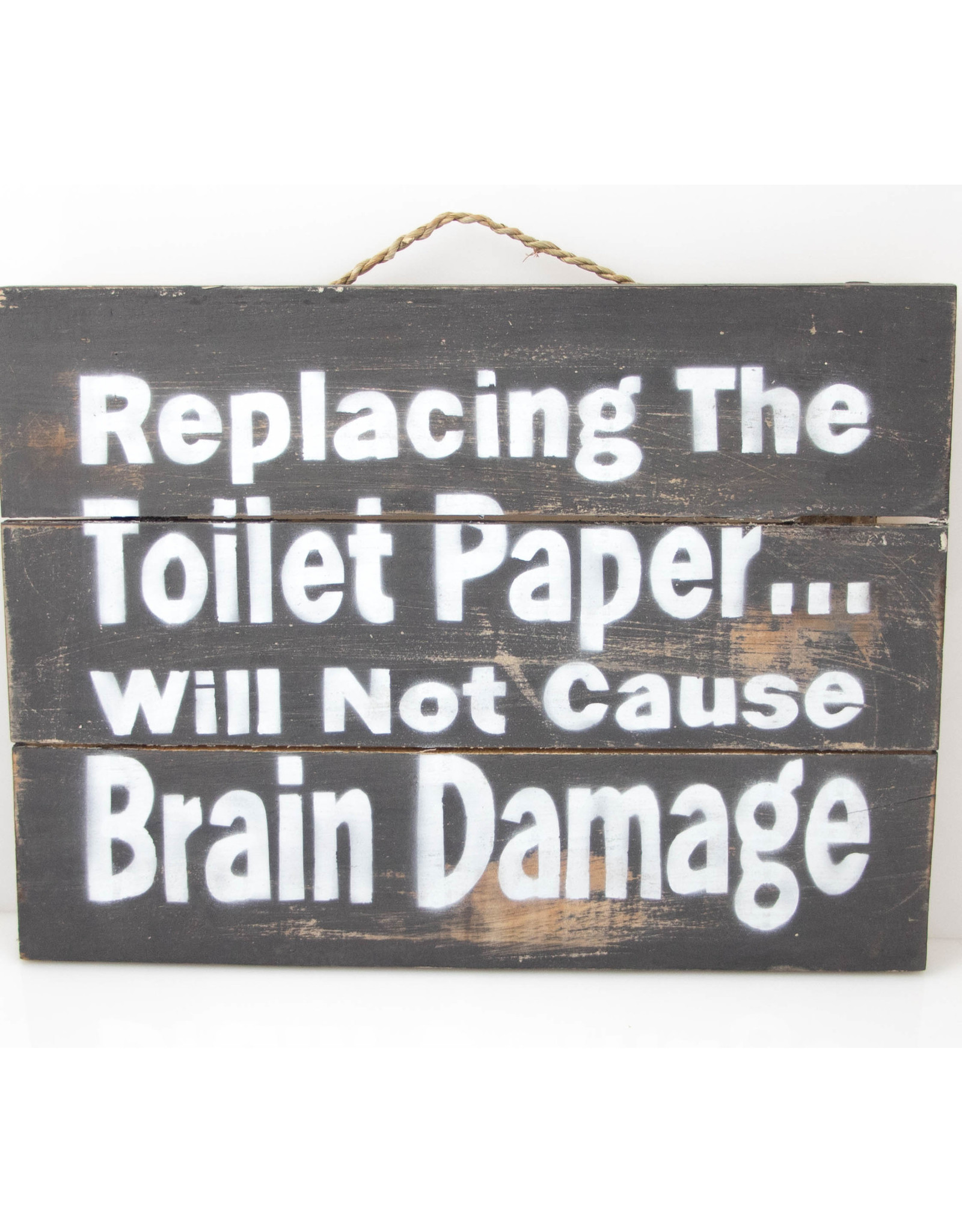No Brain damage