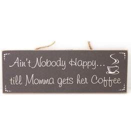 Magic Flowers Ain't nobody Happy... Coffee
