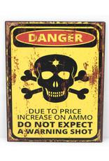 Danger ammo shot