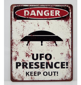 Danger ufo presence
