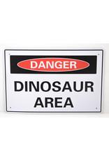 Danger Dinosaur area
