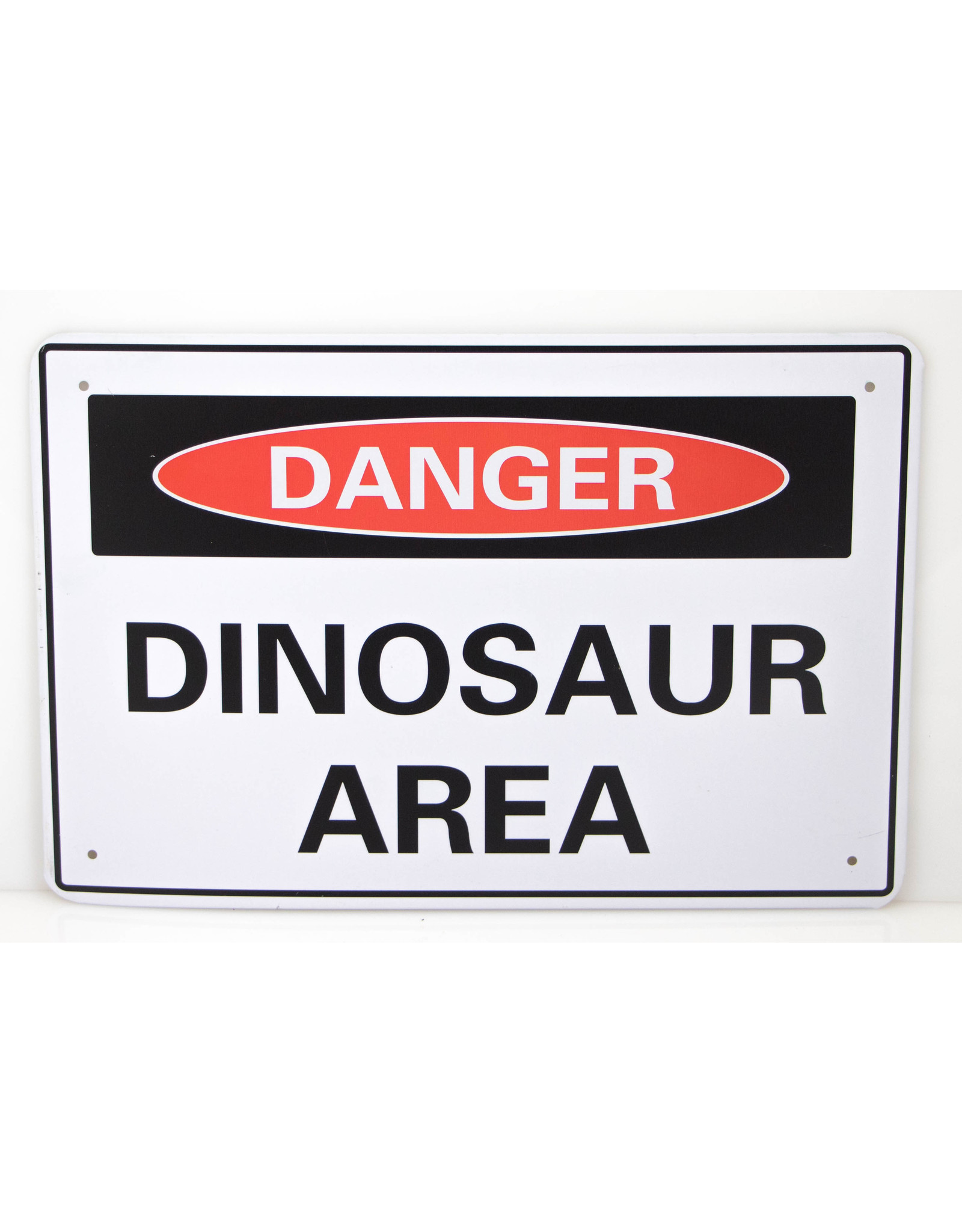Danger Dinosaur area