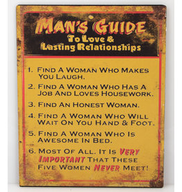 Man's Guide