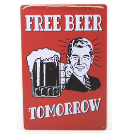 Free beer ... Tomorrow