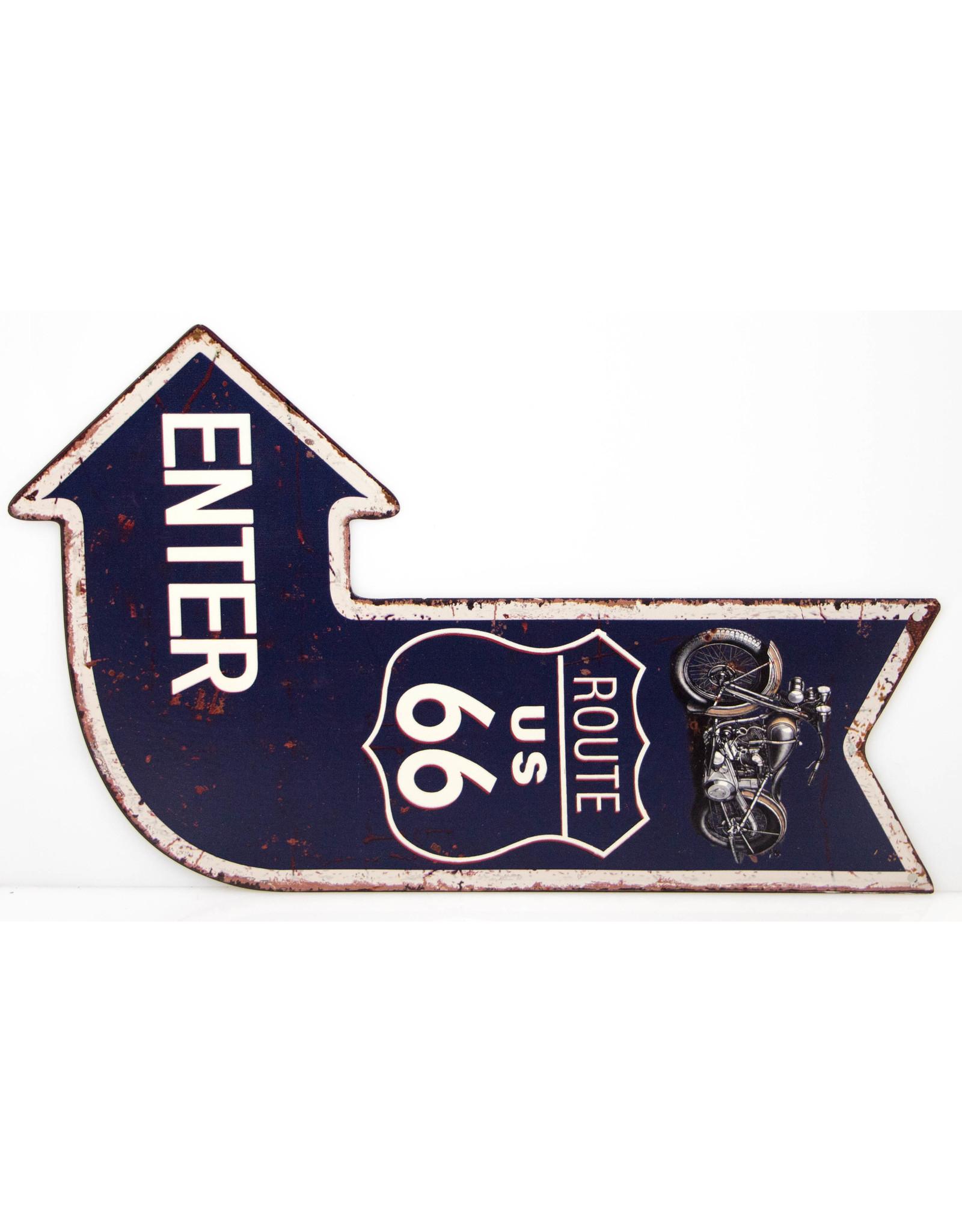 Route 66 Arrow