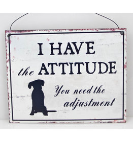I have the attitude