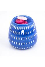 ScentBurner Stripes Bleu/white