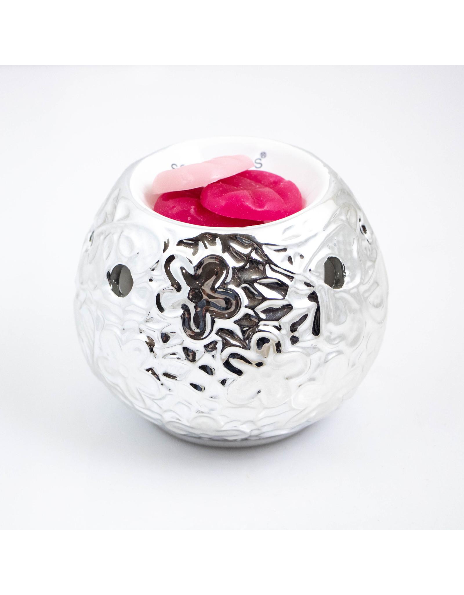 ScentBurner Bowl Silver