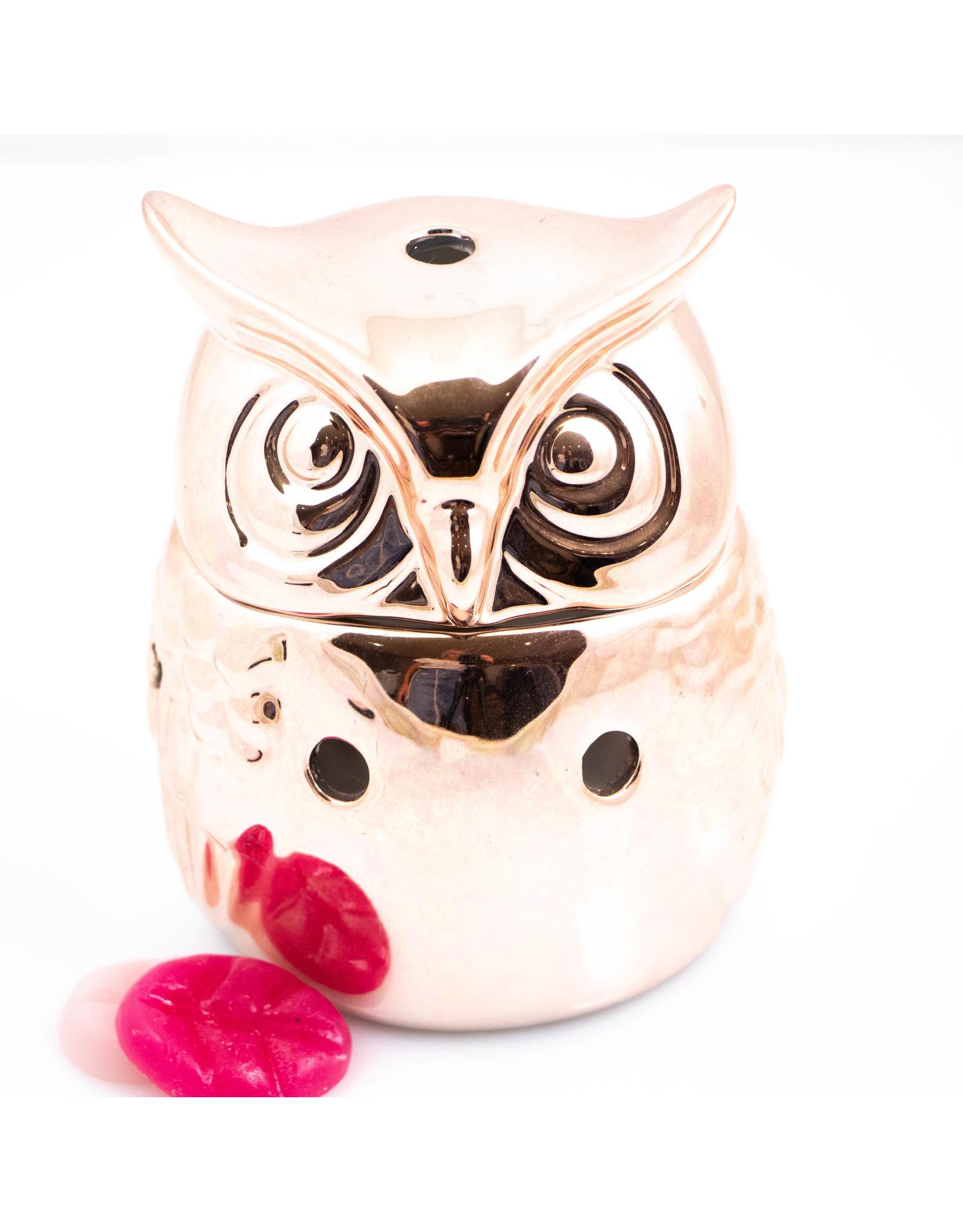 ScentBurner Owl Rosé
