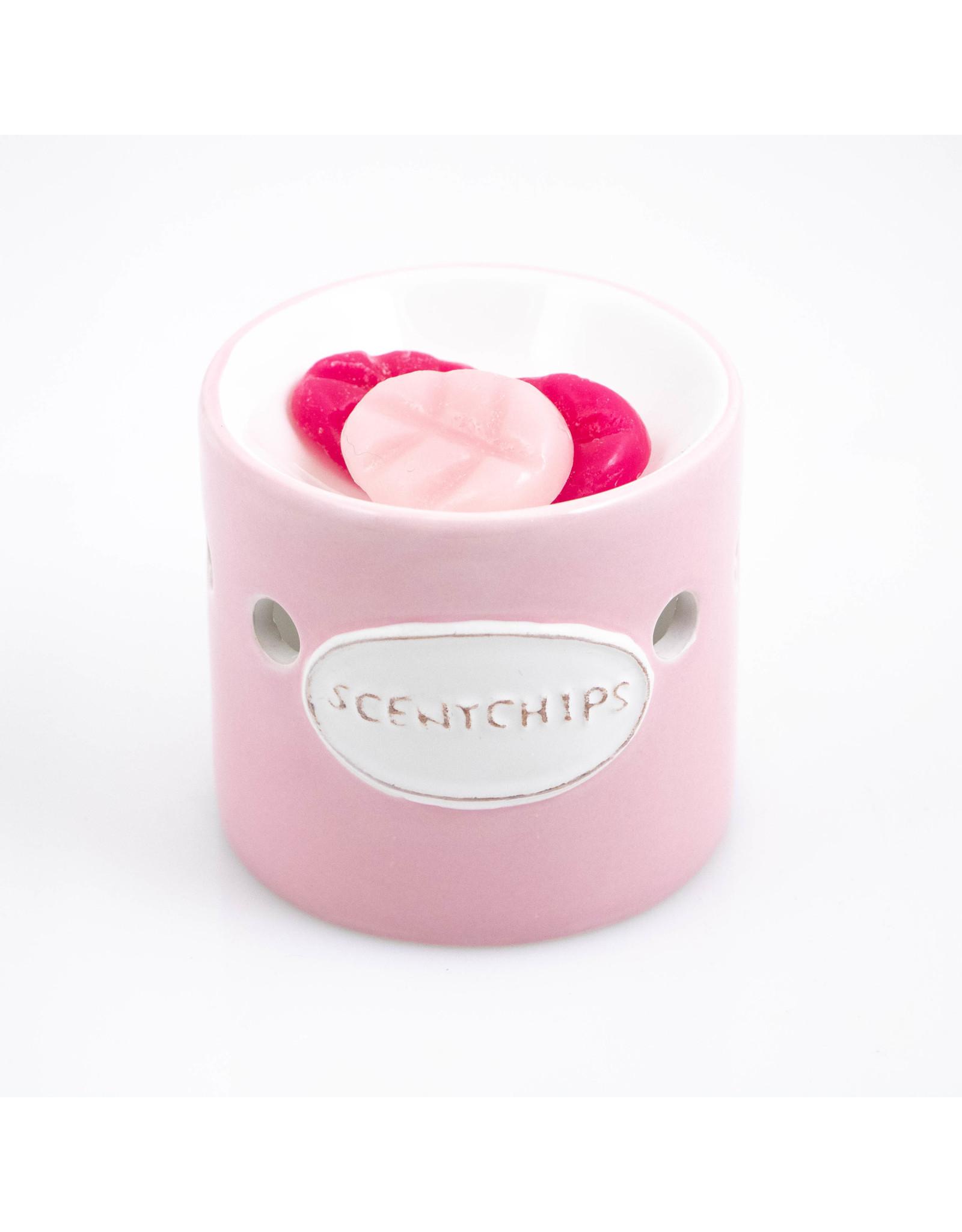 ScentBurner Scentchips Logo Pink