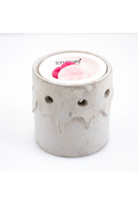 ScentBurner Concrete Candle