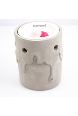 ScentBurner Concrete Candle Big