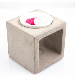 ScentBurner Concrete Cube