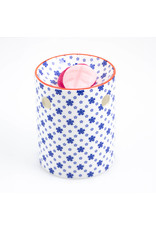 ScentBurner Retro Flowers Blue