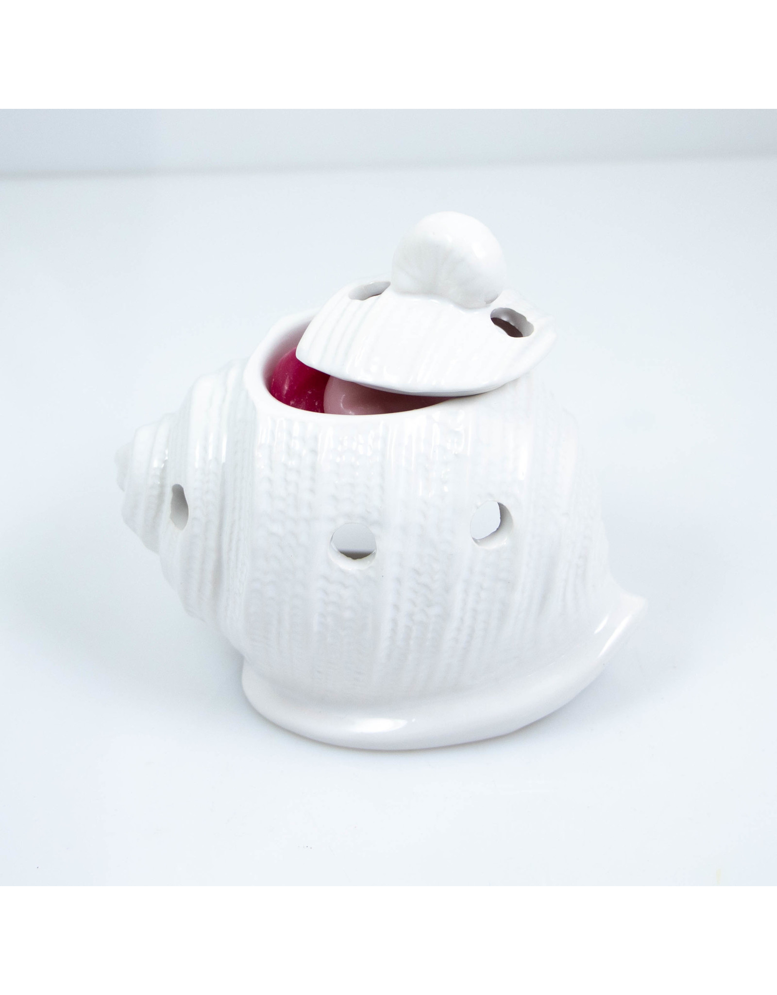 ScentBurner Shell White