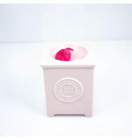 ScentBurner Logo Cube Pink