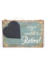 Days until retire