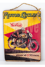 Motor cycling