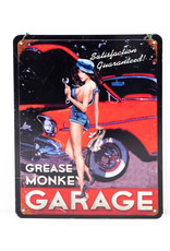 Garage grease
