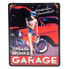 Garage grease