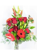 Valentine Wild flowers