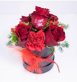 Valentines Box met druk
