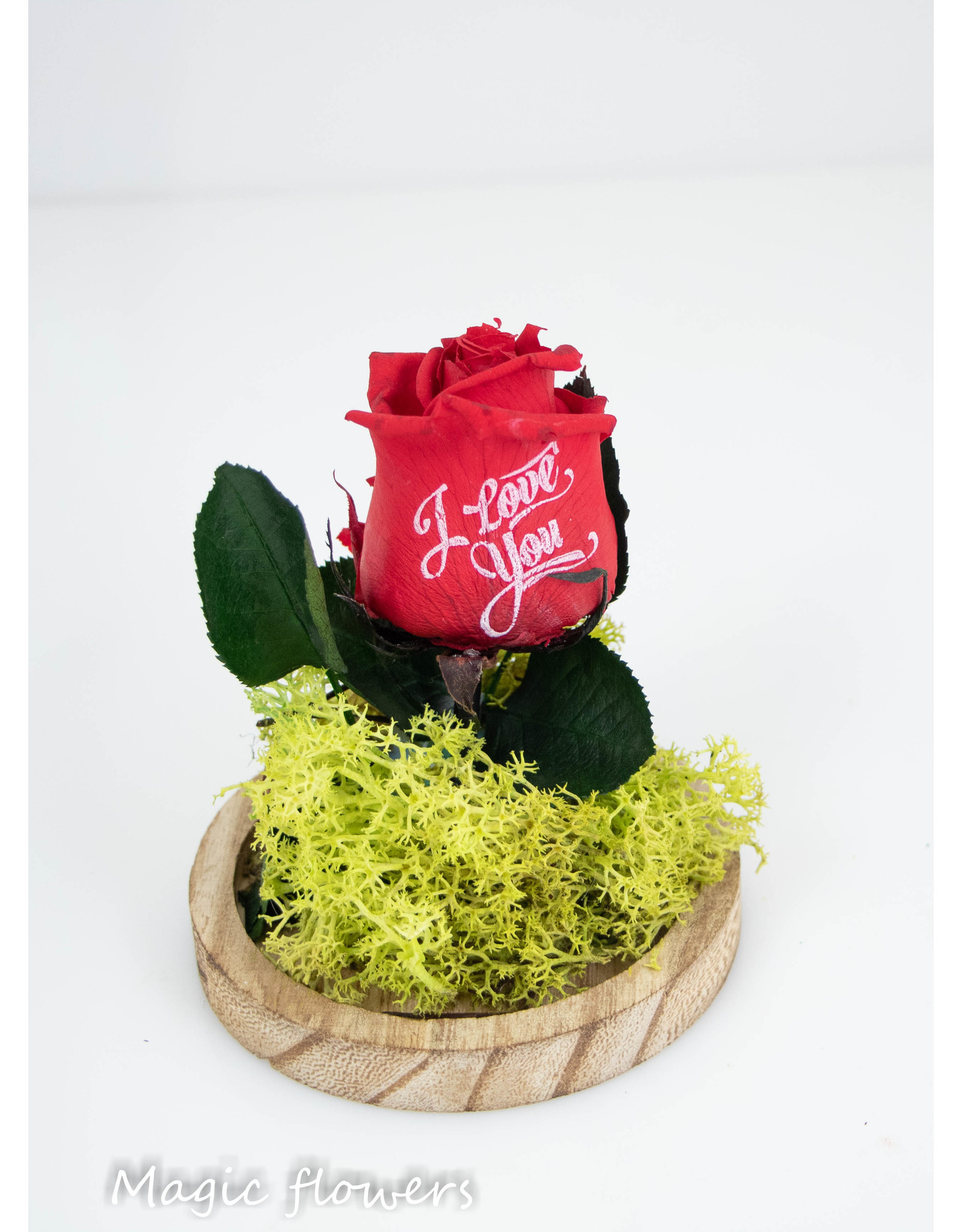 Valentine special rose - I love you