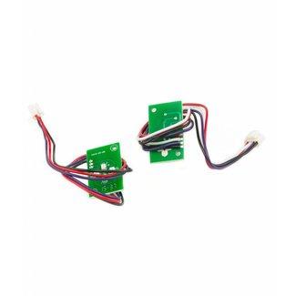 Hoverboard Indicator Lights