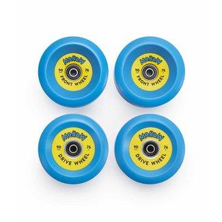 Mellow Boards Mellow Board Wheels - 90mm