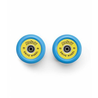Mellow Boards Mellow Board Rear Wheels - 80mm