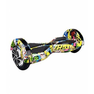 Hoverboard Graffiti 8 inch