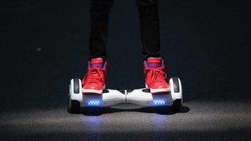 Oorsprong van het Hoverboard