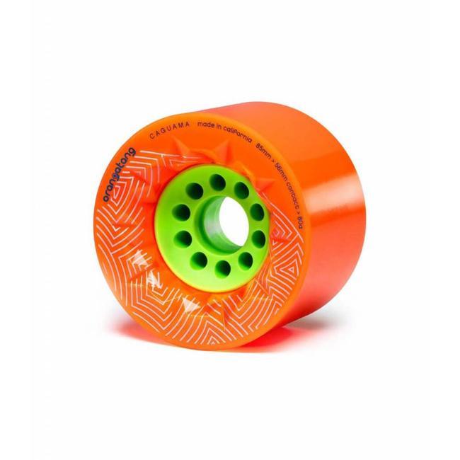 Orangatang Orangatang Caguama Wheels Orange - 85mm