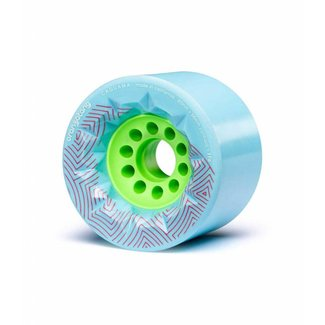 Orangatang Orangatang Caguama Wheels Blue - 85mm