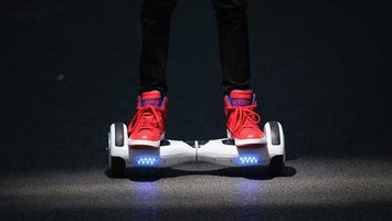 Birth of the Hoverboard
