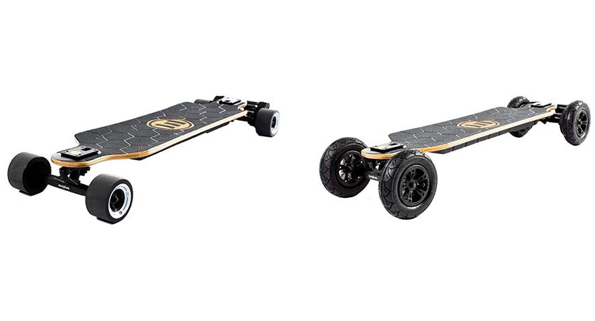 evolve skateboard