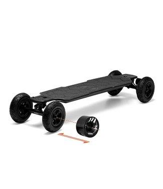 Evolve Skateboards Evolve GTR Carbon 2 in 1