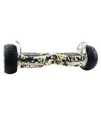 Hoverboard Off Road Hoverboard Camo Green 8,5 inch