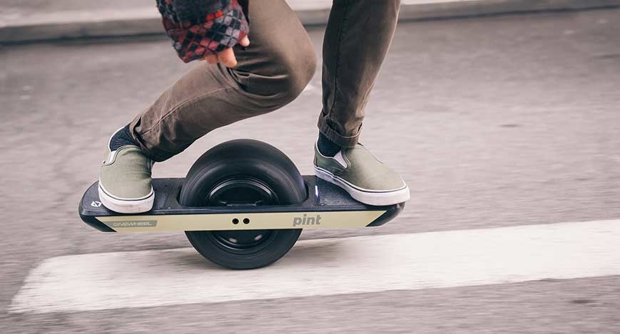 Onewheel Pint Highlighted | Playful & Affordable