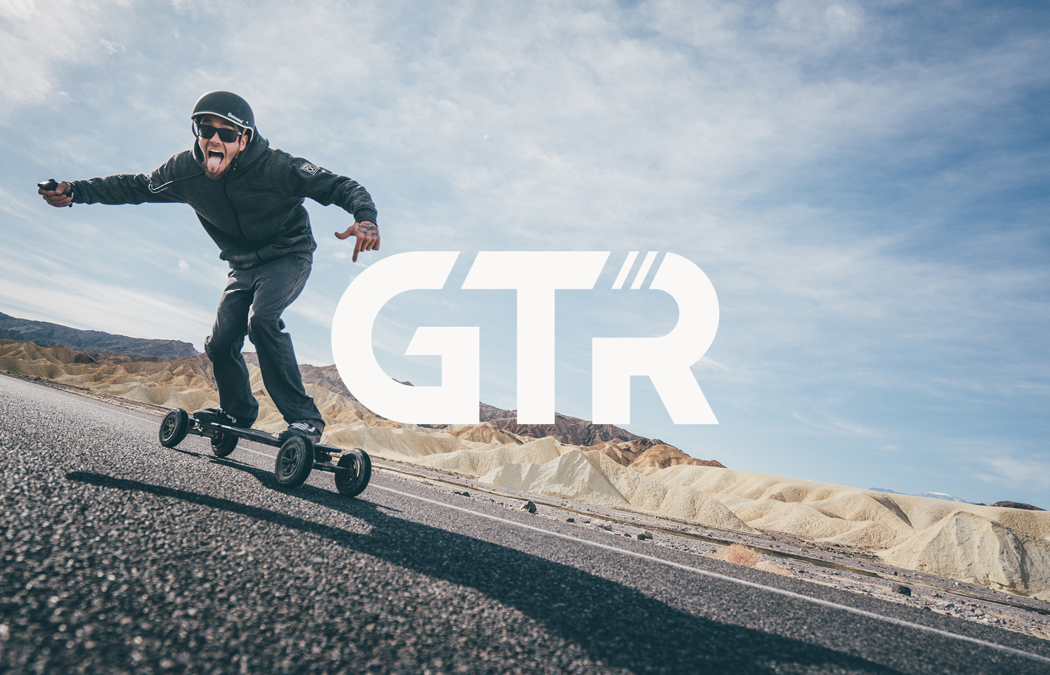 Evolve GTR Highlighted