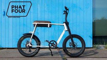 Phatfour Bike: Unique Dutch Design