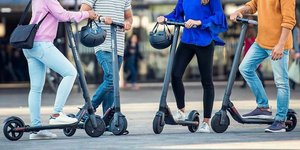Everything about electric scooters