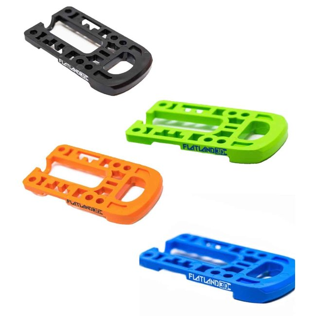 Flatland 3D Flatland 3D Bash Guard M - Boosted Boards