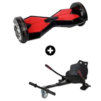 Hoverboard Hoverboard Black 8 inch