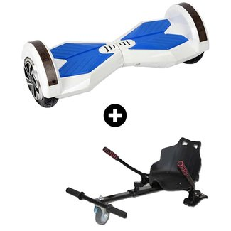 Hoverboard Hoverboard White 8 inch