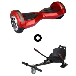 Hoverboard Hoverboard Red 8 inch