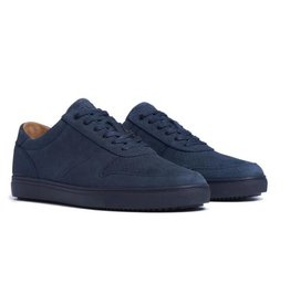 Clae Gregory Navy waxed